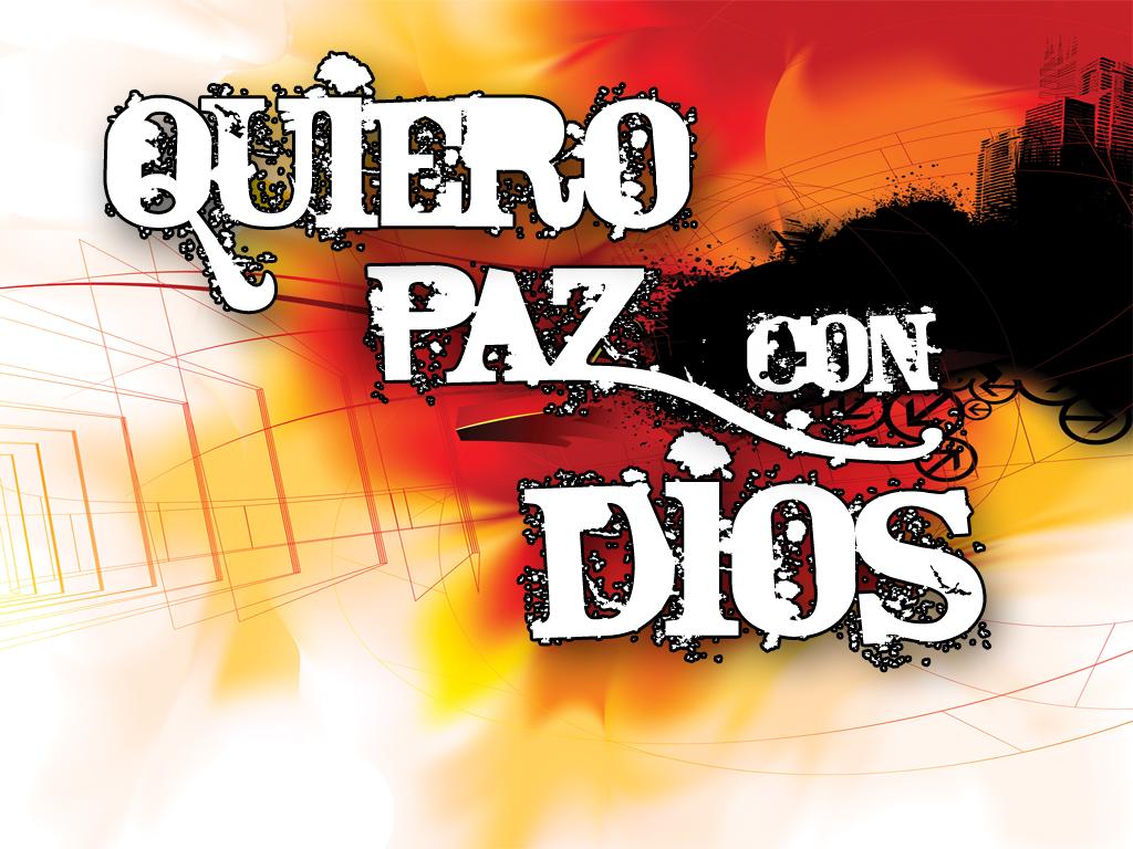 4 PASOS PARA OBTENER PAZ CON DIOS